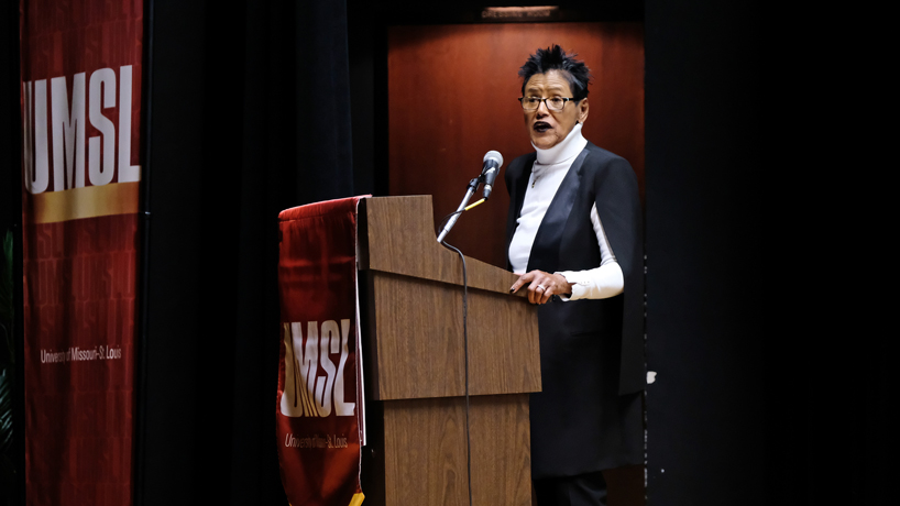 Urban Education Speaker Series welcomes former female leader of the Black Panther Party