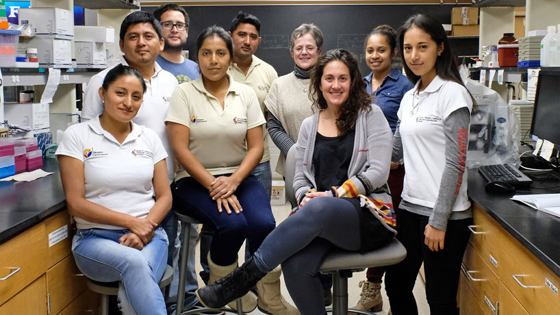 Protection of animal life in the Galápagos Islands getting major boost with support of UMSL, Saint Louis Zoo