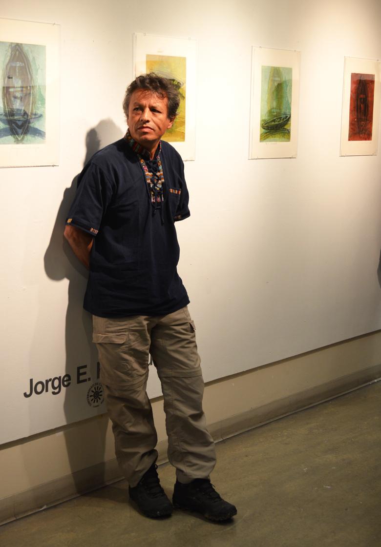 Jorge Rodríguez at UMSL