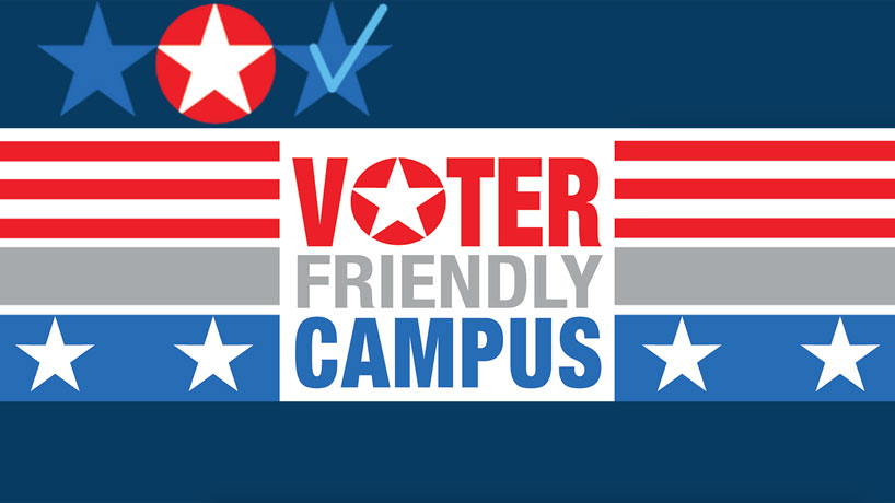 UMSL receives designation as a 'Voter Friendly Campus'