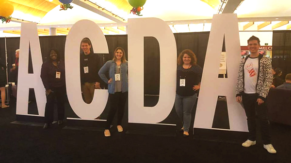 ACDA conference letters
