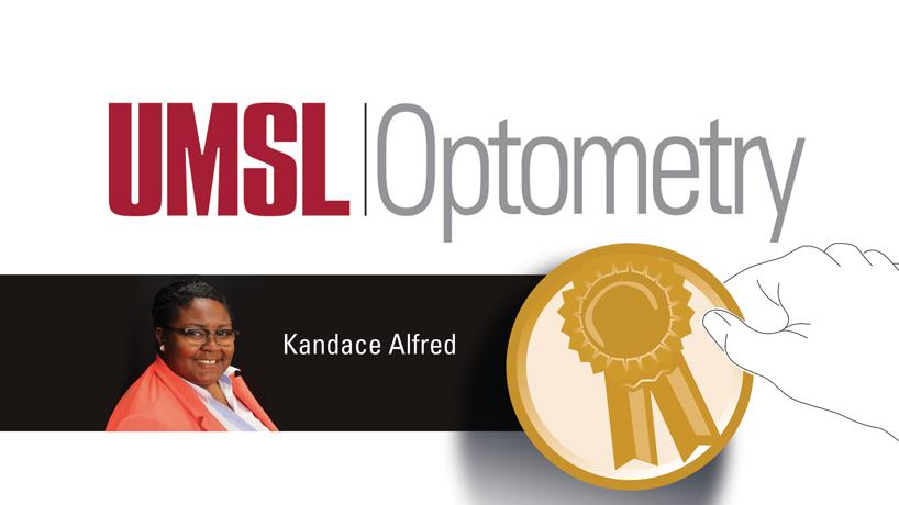 Kandace Alfred earns 2017 Memorable Conversations Scholarship