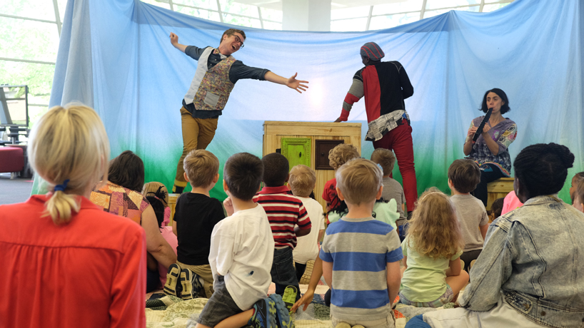 UCDC hosts Metro Theater Company for a production full of wonder, learning and laughter