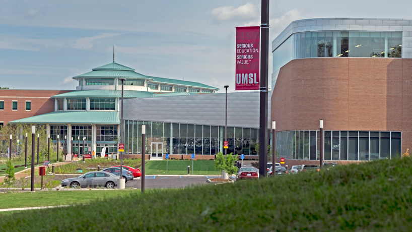 Millennium Student Center, Recreation and Wellness Center and Serious Education, Serious Value banner