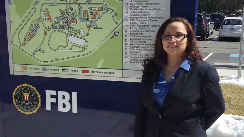 Campus police captain completes intensive FBI academy