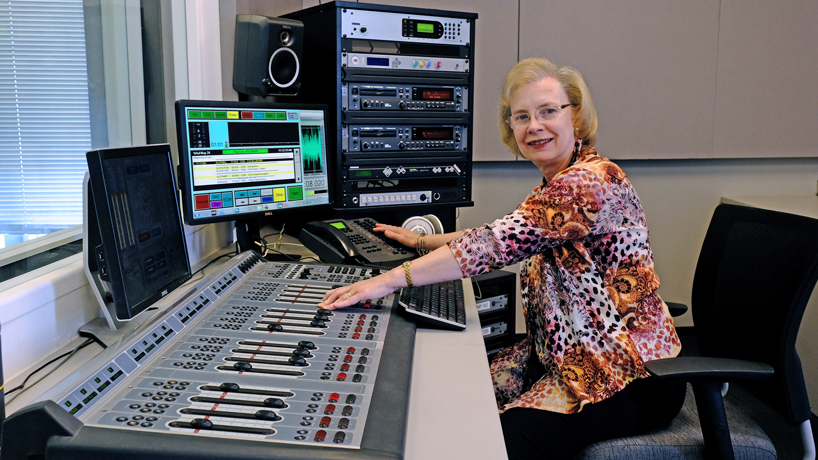 Mary Edwards at St. Louis Public Radio