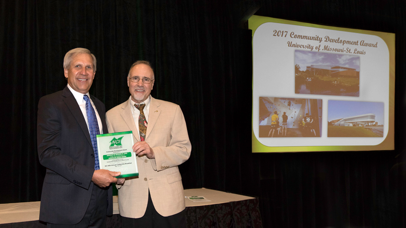 North County Inc. honors development at UMSL