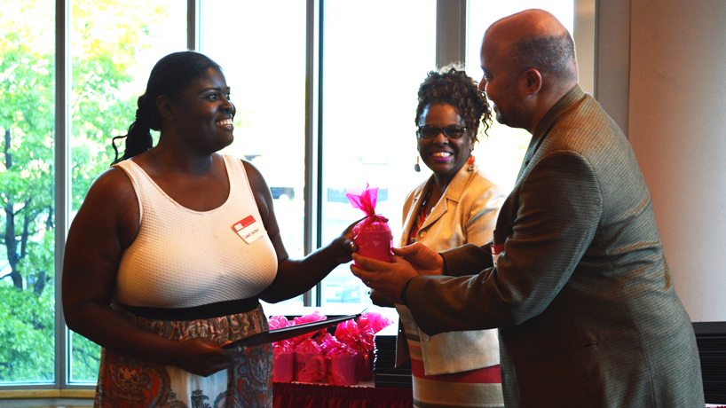 African American Alumni Chapter celebrates and welcomes new grads