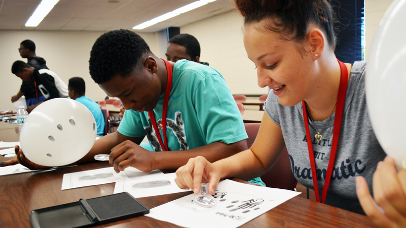 From tessellations to forensics, Summer Academy lessons shape St. Louis youth for future success