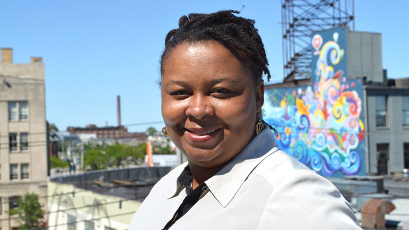 UMSL alumna recently honored by Essence magazine discusses equity-centered design initiatives