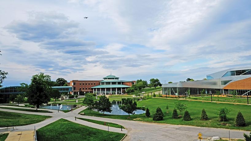 Eye on UMSL: Campus or resort?