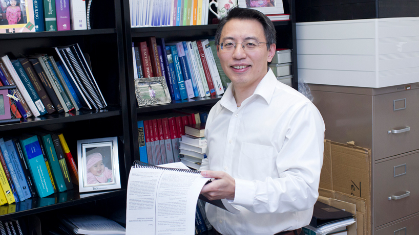 Haitao Li, research