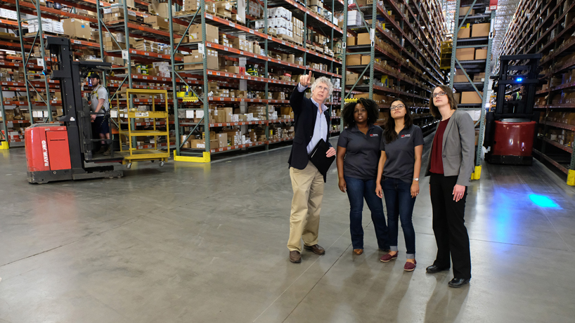 Department of Supply Chain and Analytics rebranding provides multiple student benefits