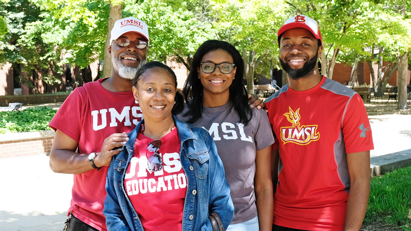 A foundation to build on: UMSL education, love story lead the Weavers to success