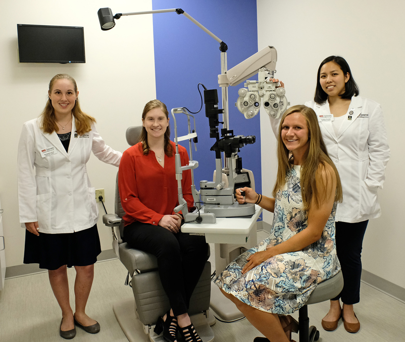 UMSL Optometry HPSP Scholars
