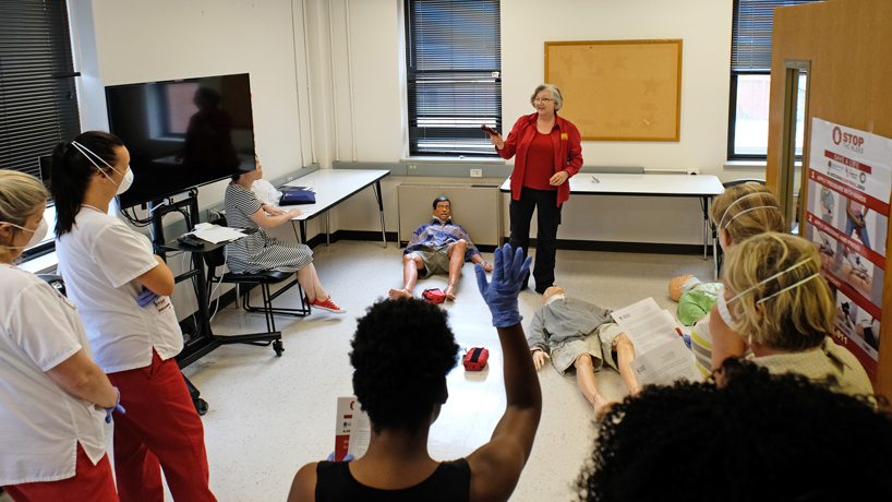 Disaster preparedness conference brings nurses and students from across the country to UMSL