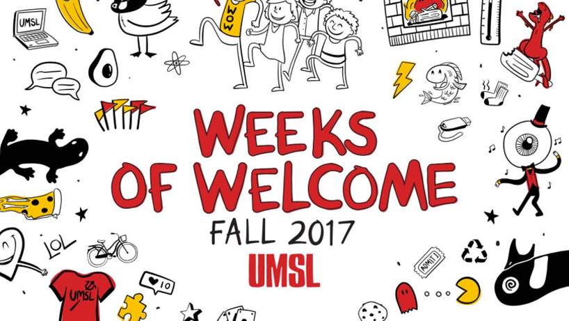 Weeks of Welcome Fall 2017