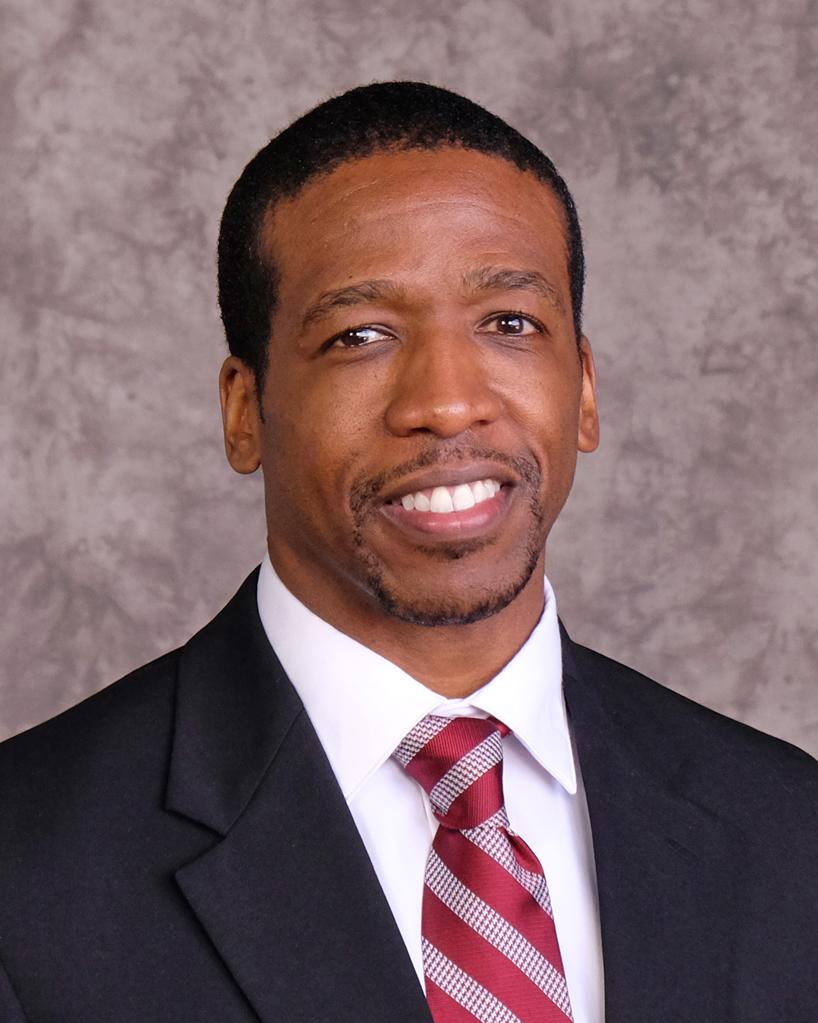 UMSL Dean of Enrollment Alan Byrd