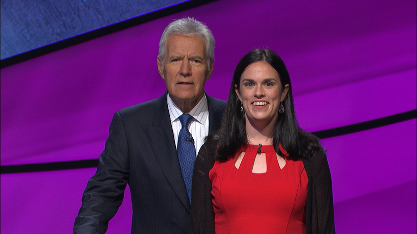 Alumna continues family tradition as 'Jeopardy!' contestant