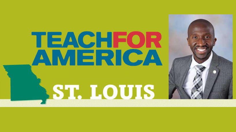 Education alumnus named executive director of Teach for America–St. Louis