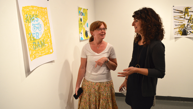 Gallery Visio exhibit brings design students' Amsterdam lessons back to St. Louis