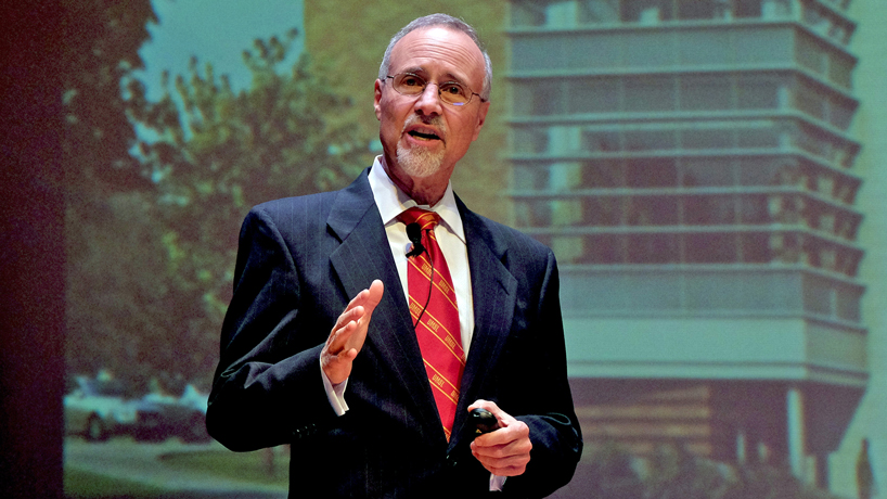 Chancellor talks up Denver conference, support of DACA students in new column