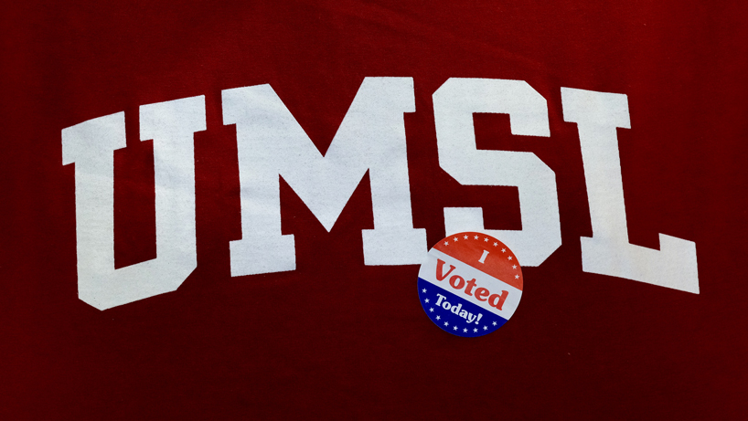UMSL gets high marks for student voter participation in recent study