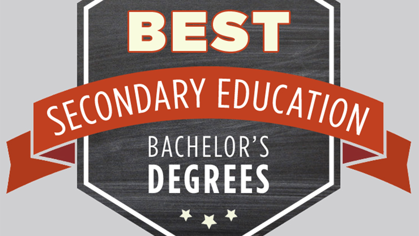 UMSL makes national '30 Best Secondary Education Degrees for 2017' list