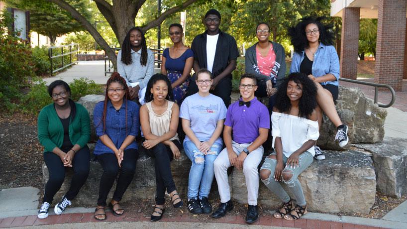 Meet the newest UMSL Bridge Program Express Scripts Scholars