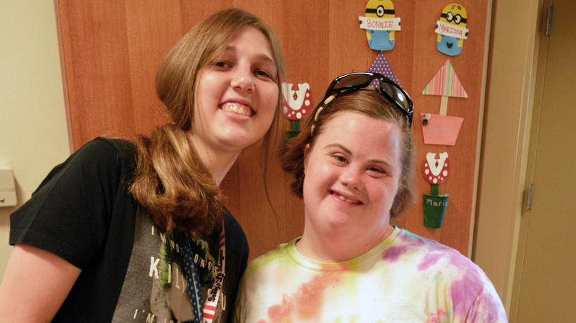 At UMSL, intellectual disability is no barrier to a full college experience