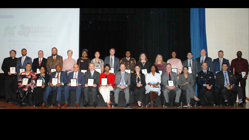 A record 9 UMSL people named to '30 Leaders in their Thirties'