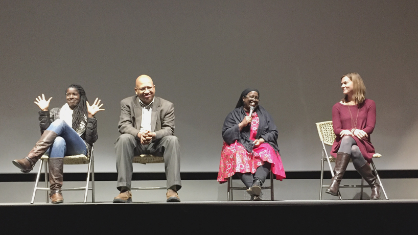 Whitney and Anna Harris Conservation Forum brings lessons on environmental justice