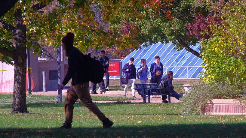 Eye on UMSL: Autumn conversation