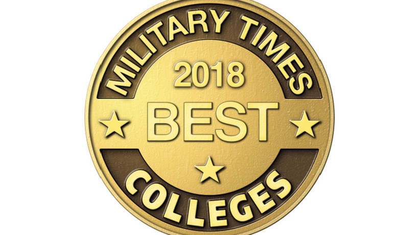 UMSL named to Military Times' 'Best Colleges' list for 4th straight year