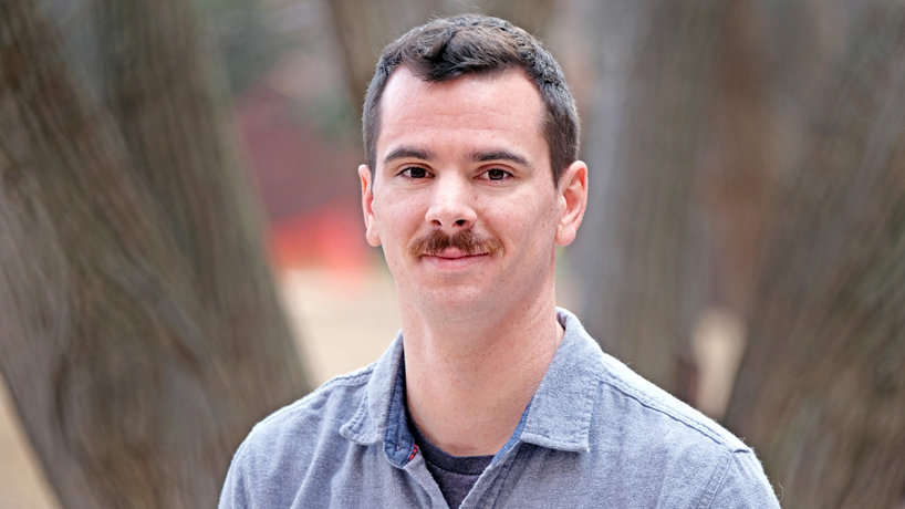 James Day aims for a job with National Park Service after earning criminology and criminal justice degree