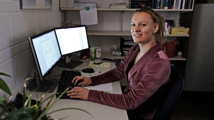 Sandra Langeslag's research