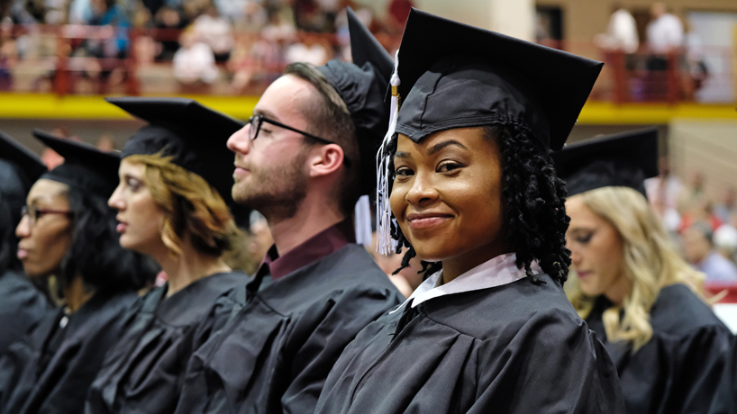 Fall 2017 commencement set for Dec. 16