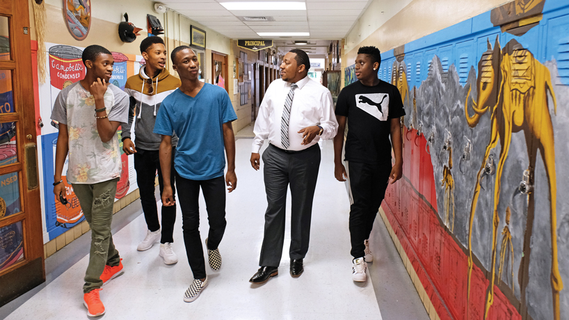 Meet 5 young, inspired teachers influencing local youth after graduating from UMSL's College of Education