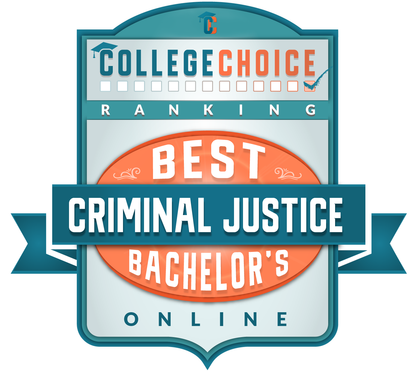 College Choice ranking badge