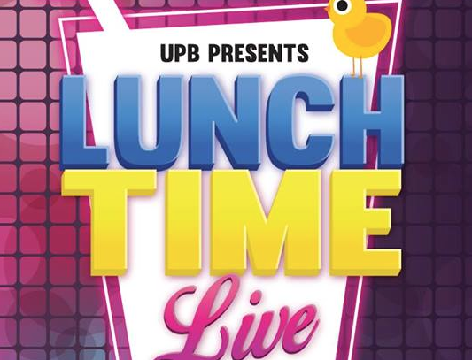 Lunchtime Live