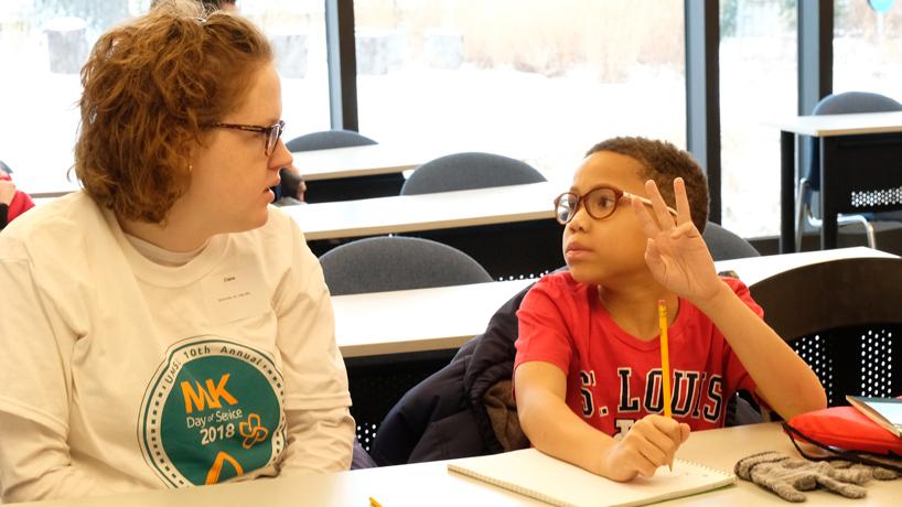 2018 MLK Day of Service, Smart Kids, Inc.