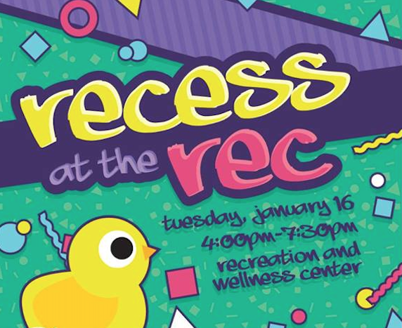 Recess at the Rec