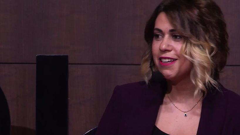 Lebanese MFA grad recalls finding her voice at UMSL, now heads Arab-themed literary journal