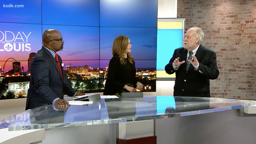 UMSL political scientists discuss Missouri governor's situation with local and national news outlets