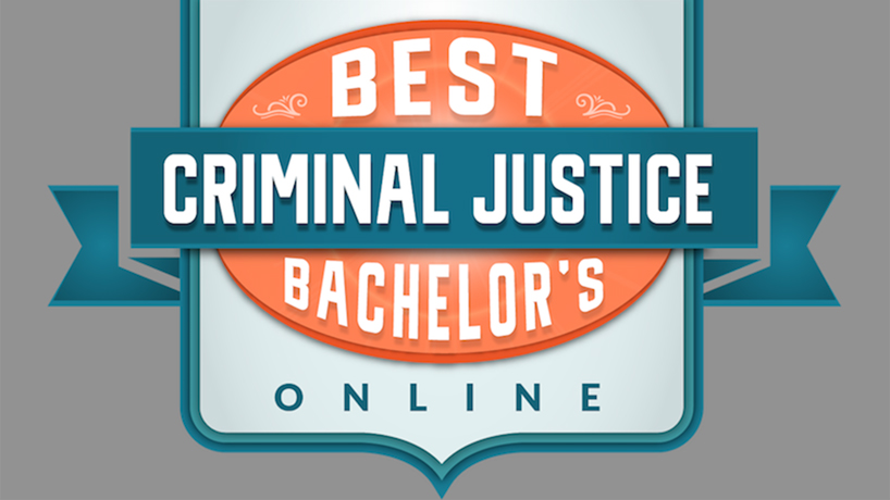 Department of Criminology and Criminal Justice recognized nationally for online bachelor's program