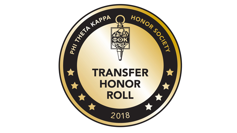 UMSL recognized for dynamic transfer programs by Phi Theta Kappa Honor Society