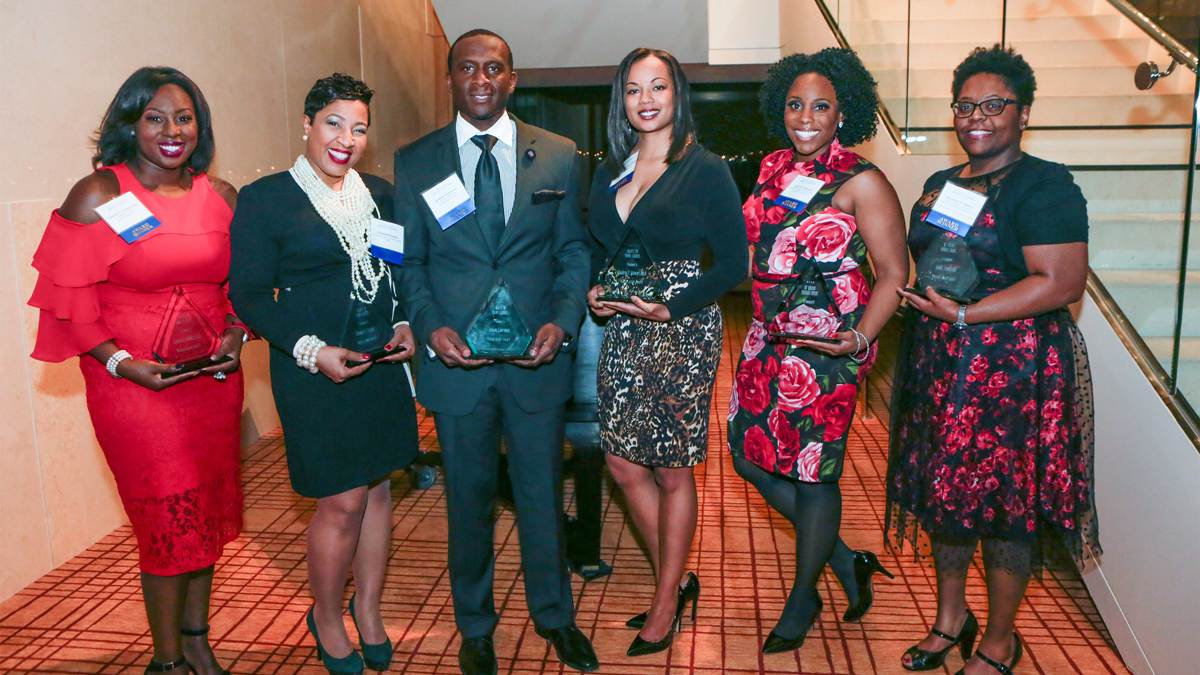 UMSL alumni make up quarter of Salute to Young Leaders honorees