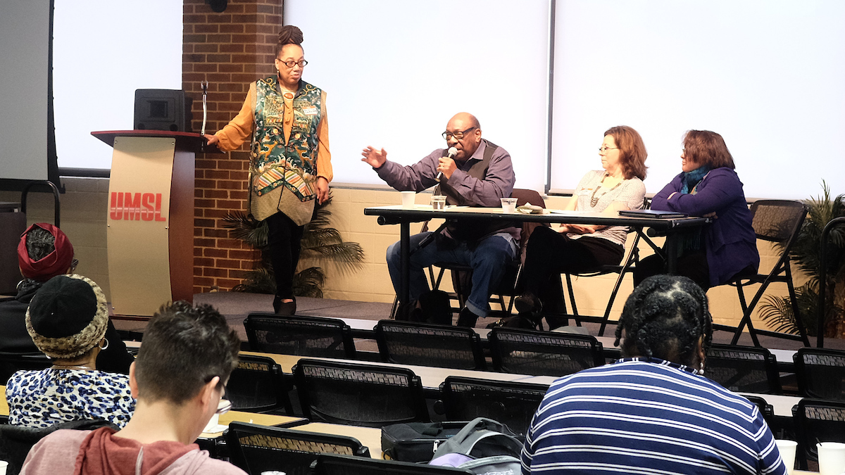 Conference highlights intersection of issues with labor and civil rights