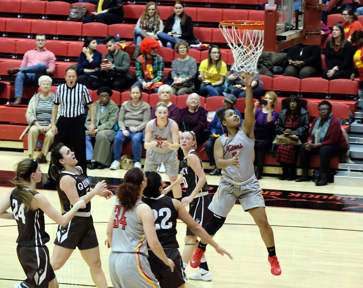 UMSL women's basketball