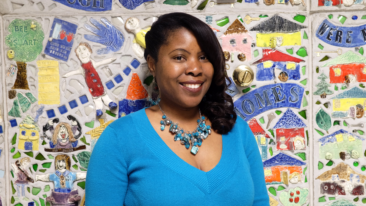 Education alumna Kendra Vaughn's creative teaching gets kids reading